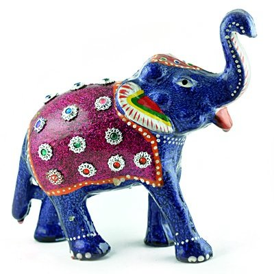 Handicraft Painting Elephant