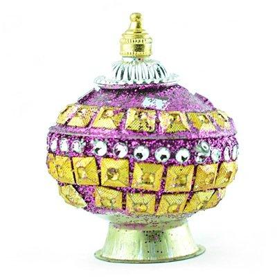 Handicraft Ball Shape Sindoor Box