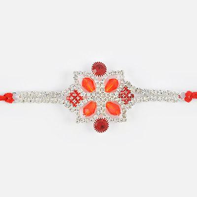 Awesome Designer Jewel Rakhi