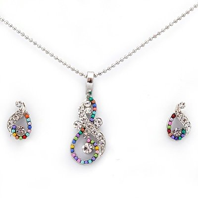 Simply Beautiful Locket Set