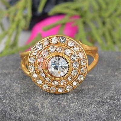 Rakhadi Style Diamond Ring