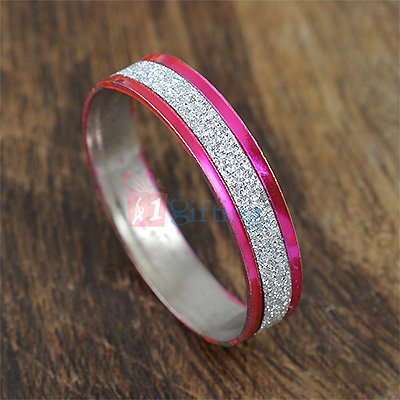 Silver Shining Designer Anchor Ring