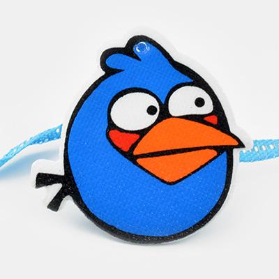 Blue Angry Bird Rakhi