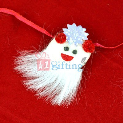 Bob Cute Cartoon Rakhi with Soft Fiber for Girl Kids