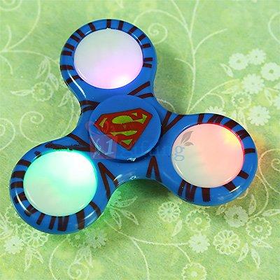 Supermen Lighting Spinner