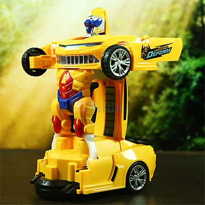 Deform Robotic Modular Kids Toy Car
