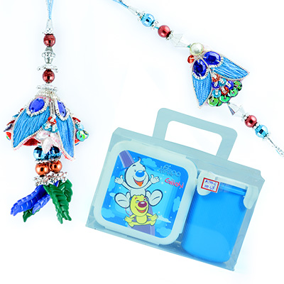 Send Rakhi with Toys and Games to USA Online