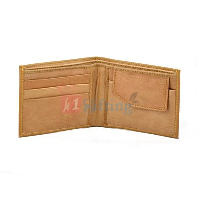 Reebok Printed Wallet for Men with Card Holder