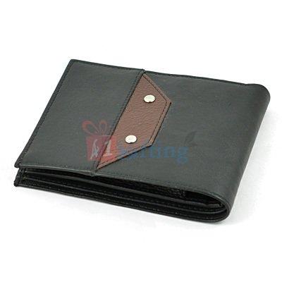 Official Sleek Designer Multi Card Holder Leather Wallet with Pen