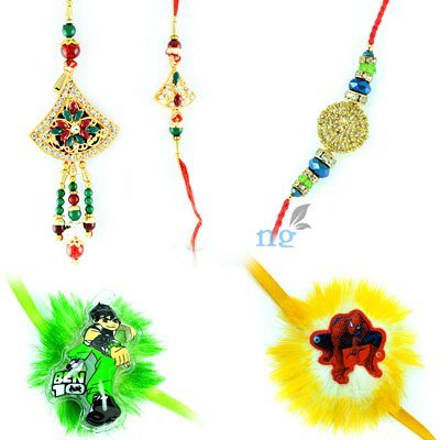 Rakhi Sets Online