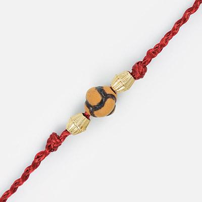 Linear Single Thread Elegant look Brother Rakhi Thread